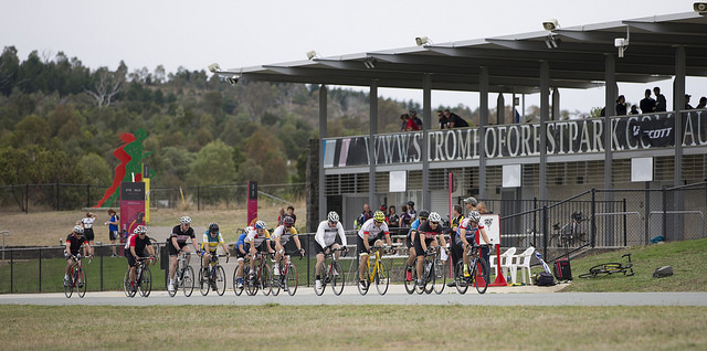 Racing at the Stromlo Club Championship